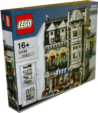 lego exklusiv 10185 green grocer spielzeug berlin teltow. Black Bedroom Furniture Sets. Home Design Ideas