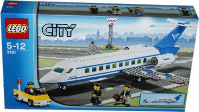 Lego City 3181 Flugzeug Miwarzde Spielzeug Berlin Teltow