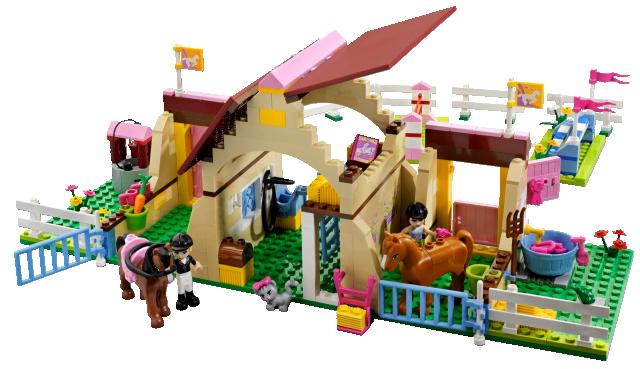 lego friends 3189 pferdestall spielzeug berlin. Black Bedroom Furniture Sets. Home Design Ideas