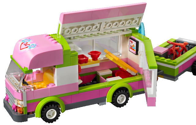 lego friends 3184 abenteuer wohnmobil berlin teltow. Black Bedroom Furniture Sets. Home Design Ideas