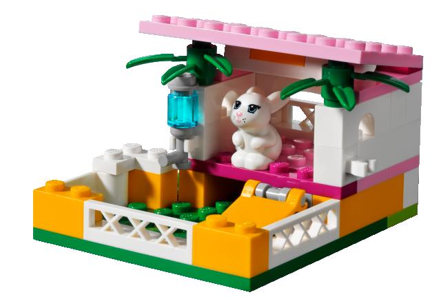 lego friends 3938 andreas kaninchenstall spielzeug berlin teltow. Black Bedroom Furniture Sets. Home Design Ideas
