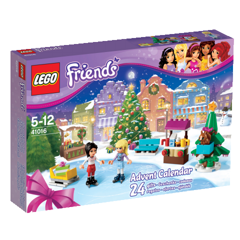 LEGO Friends 41016 Adventskalender