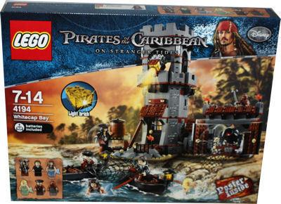 Lego Fluch Der Karibik 4194 Whitecap Bay Miwarz Berlin Teltow