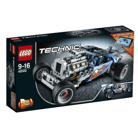 lego technic 42022 hot rod spielzeug berlin teltow. Black Bedroom Furniture Sets. Home Design Ideas