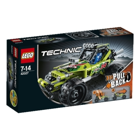 lego technic 42027 action w sten buggy spielzeug. Black Bedroom Furniture Sets. Home Design Ideas