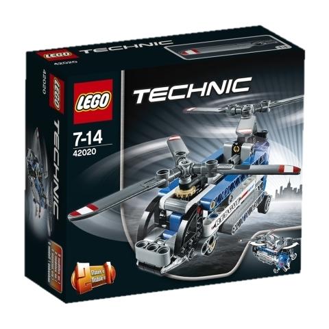 lego technic 42020 doppelrotor hubschrauber. Black Bedroom Furniture Sets. Home Design Ideas