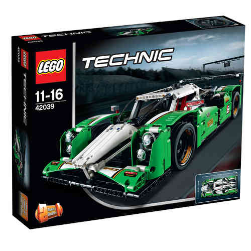 LEGO Technic 42039 Langstrecken-Rennwagen