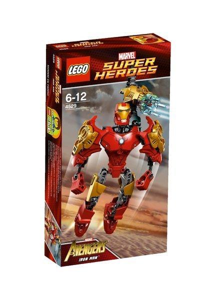 Spielzeug Rund Um Den Neuen Superhelden: LEGO Super Heroes 4529 Iron Man Miwarz Spielzeug Berlin Teltow