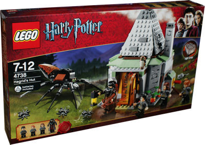 LEGO Harry Potter 4738 Hagrids Hütte