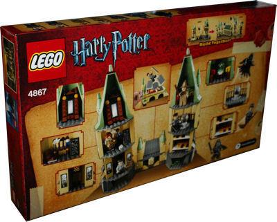 Lego harry potter 4867 hogwarts miwarz spielzeug berlin teltow - Harry potter basteln ...