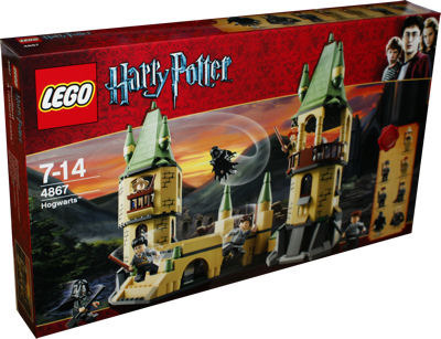 LEGO Harry Potter 4867 Hogwarts
