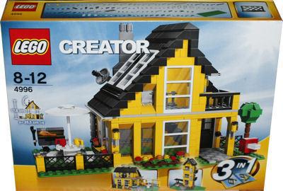 lego creator 4996 ferienhaus spielzeug berlin teltow. Black Bedroom Furniture Sets. Home Design Ideas