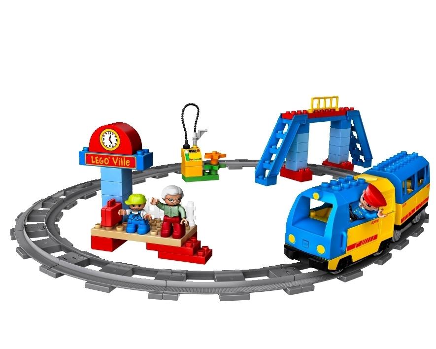 Lego duplo eisenbahn starter set spielzeug berlin teltow