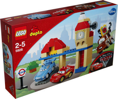 LEGO DUPLO 5828 Big Bentley