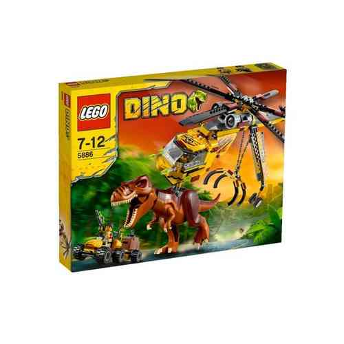LEGO Dino 5886 T-Rex Transport-Helikopter