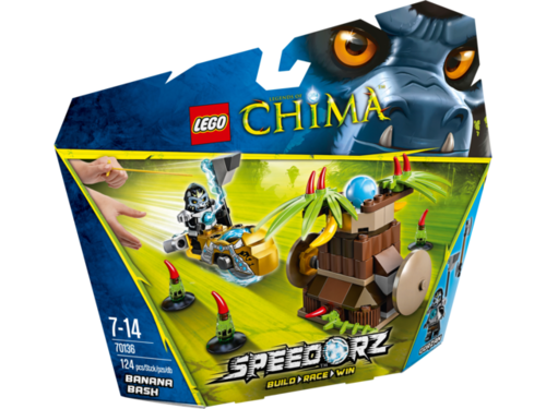 LEGO Chima 70136 Banana-Power