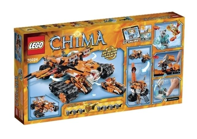 lego chima 70224 mobile kommandozentrale der tiger berlin teltow. Black Bedroom Furniture Sets. Home Design Ideas