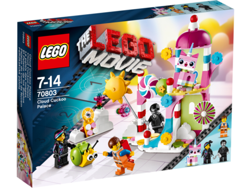 LEGO Movie 70803 Wolkenkuckucksheim Palast