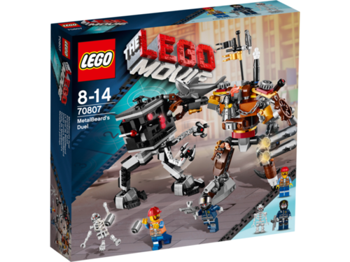 LEGO Movie 70807 Eisenbarts Duell