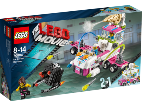 LEGO Movie 70804 Eiscremewagen