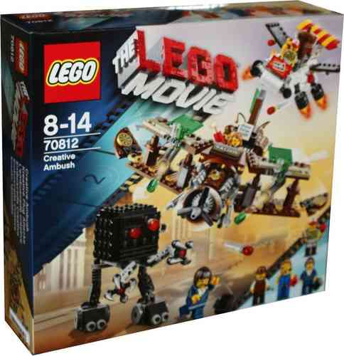 LEGO Movie 70812 Kreative Flug Attacke