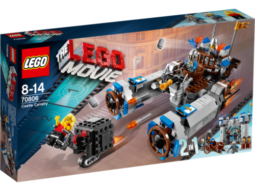 LEGO Movie 70806 Burg Kavallerie