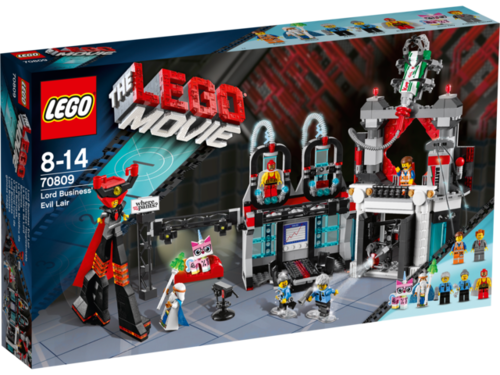 LEGO Movie 70809 Lord Business' Hauptzentrale
