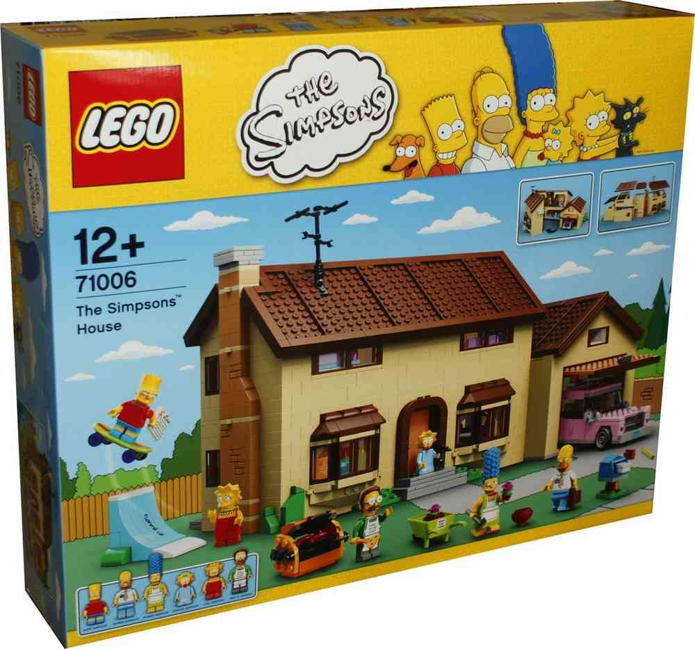 lego exklusiv 71006 simpsons haus miwarz.de berlin teltow