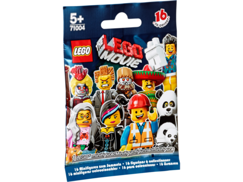 LEGO Minifiguren - The LEGO Movie Serie