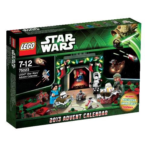 LEGO Star Wars 75023 Adventskalender