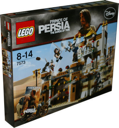 LEGO Prince of Persia 7573 Festung Alamut