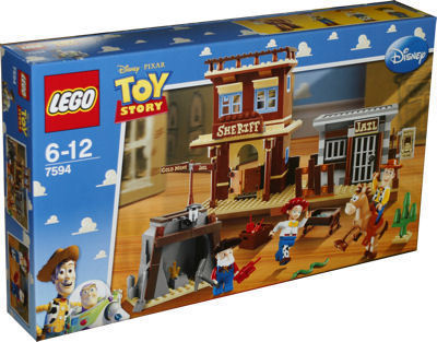 LEGO Toy Story 7594 Woody's Round-up!