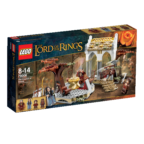 LEGO The Lord of the Ring 79006 Der Rat von Elrond