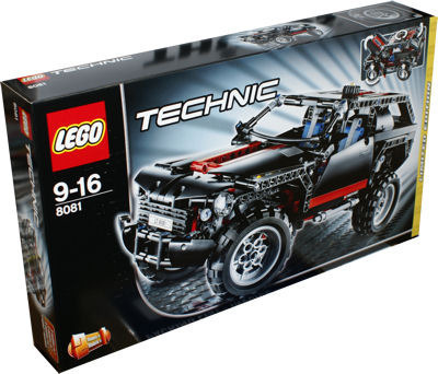 lego technic 8081 extreme cruiser miwarz spielzeug berlin. Black Bedroom Furniture Sets. Home Design Ideas