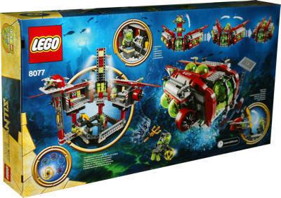 lego unterwasser