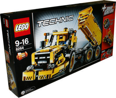 lego technic 8264 knickgelenk laster spielzeug berlin teltow. Black Bedroom Furniture Sets. Home Design Ideas