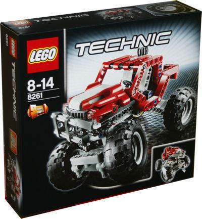lego technic 8261 power truck spielzeug berlin. Black Bedroom Furniture Sets. Home Design Ideas