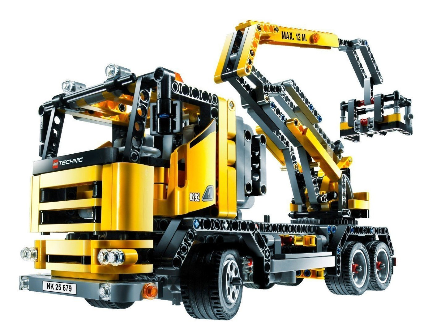 lego technic 8292 truck mit hebeb hne spielzeug berlin teltow. Black Bedroom Furniture Sets. Home Design Ideas