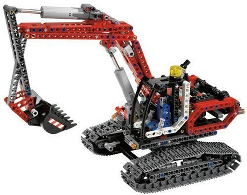lego technic 8294 raupenbagger spielzeug berlin teltow. Black Bedroom Furniture Sets. Home Design Ideas