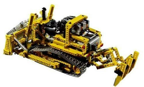 lego technic 8275 rc bulldozer mit motor spielzeug berlin. Black Bedroom Furniture Sets. Home Design Ideas