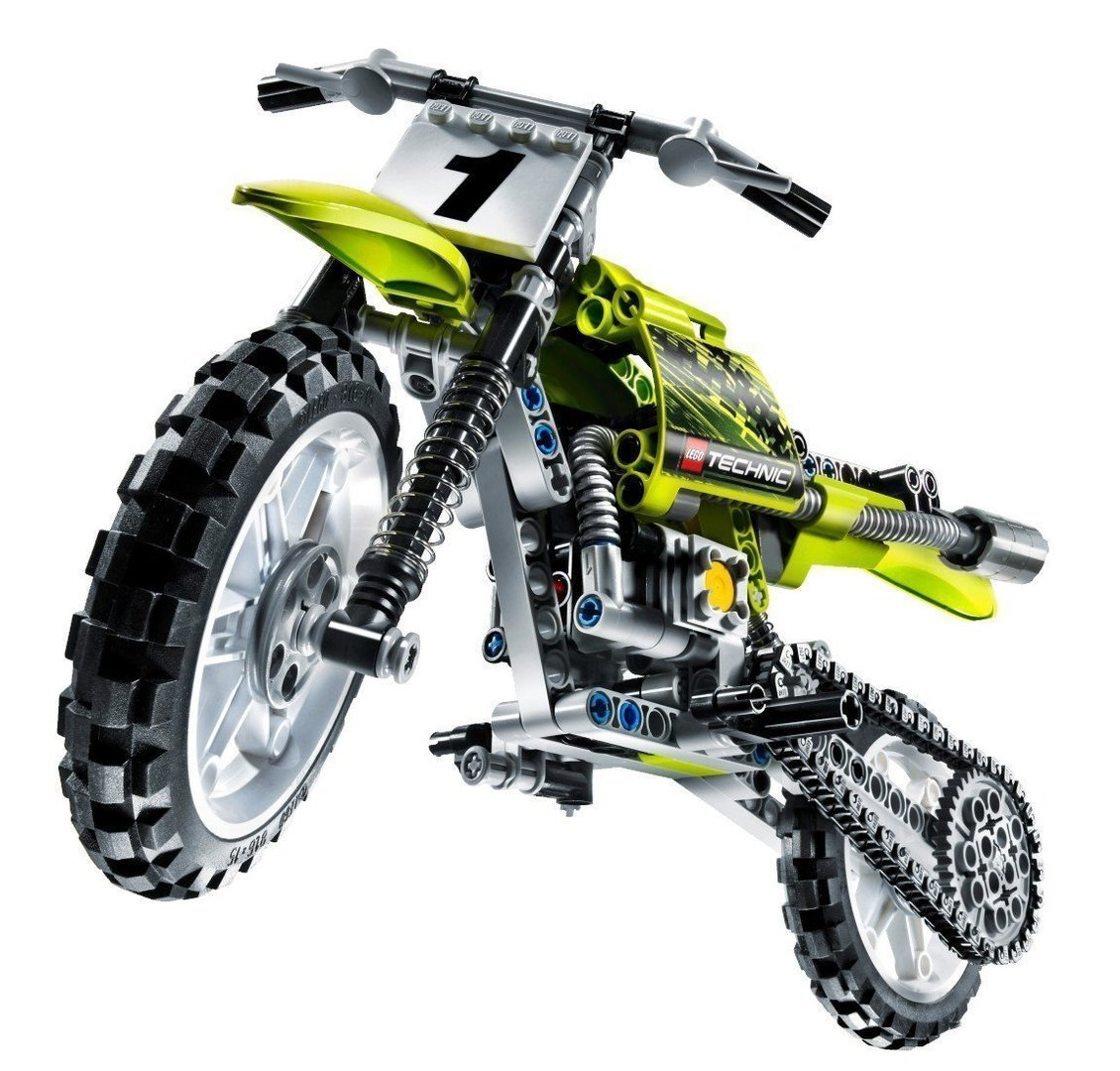 lego technic 8291 motocross bike miwarz spielzeug berlin. Black Bedroom Furniture Sets. Home Design Ideas
