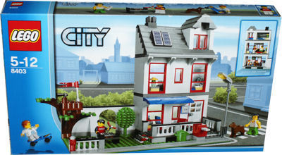lego city 8403 stadt haus spielzeug berlin teltow. Black Bedroom Furniture Sets. Home Design Ideas