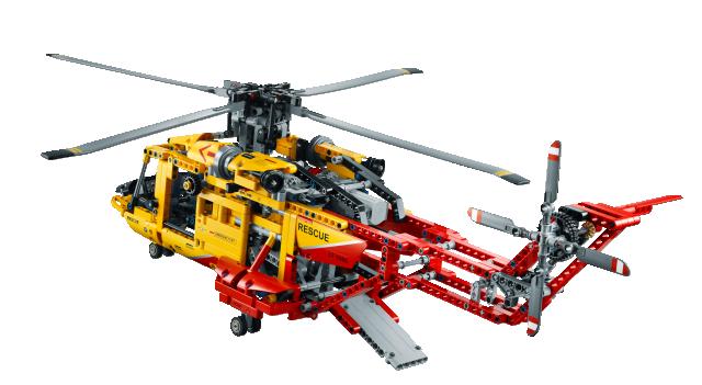 lego technic 9396 gro er helikopter spielzeug berlin teltow. Black Bedroom Furniture Sets. Home Design Ideas