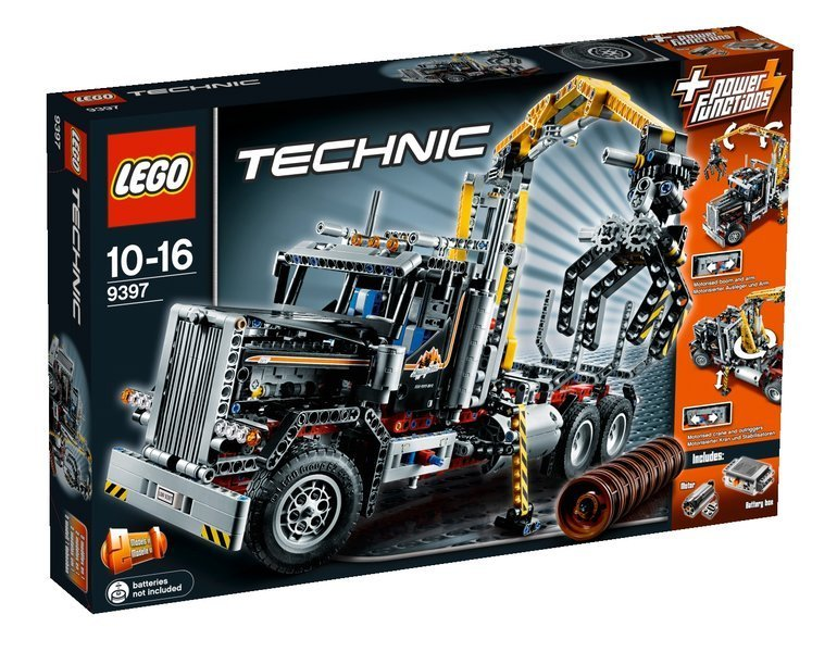 lego technic 9397 holztransporter miwarz spielzeug berlin. Black Bedroom Furniture Sets. Home Design Ideas