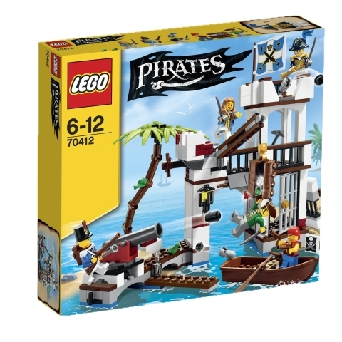 LEGO Piraten 70412 Soldaten Fort