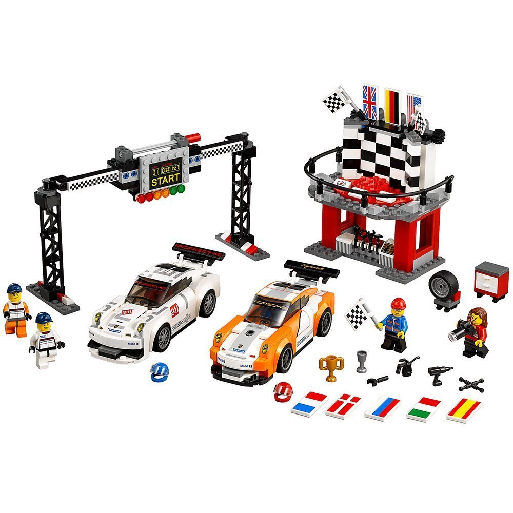 lego speed champions 75912 porsche 911 gt ziellinie store berlin. Black Bedroom Furniture Sets. Home Design Ideas