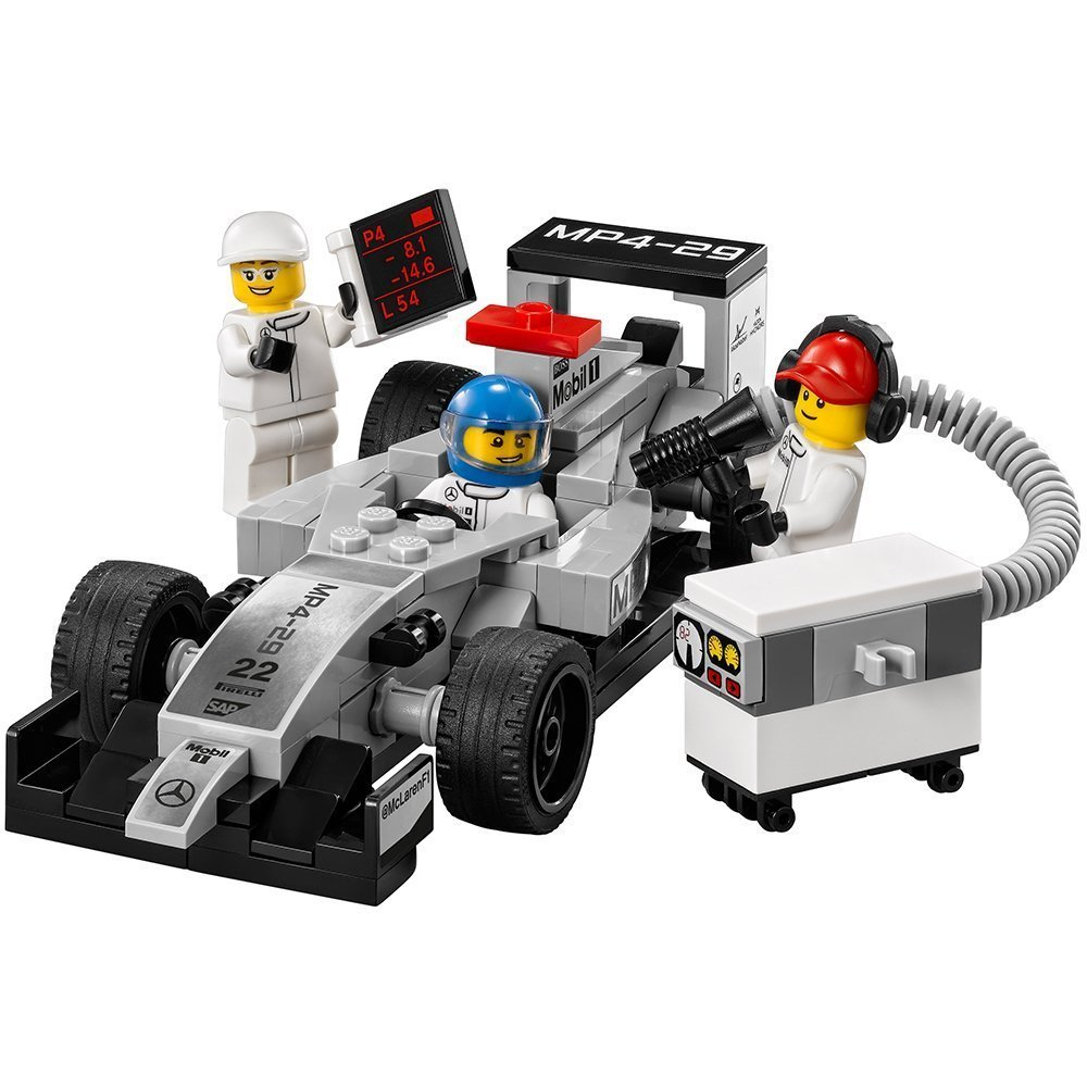 lego speed champions 75911 mclaren mercedes boxenstopp store. Black Bedroom Furniture Sets. Home Design Ideas