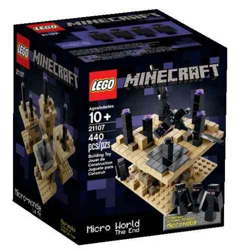 LEGO Minecraft Micro 21107 The End