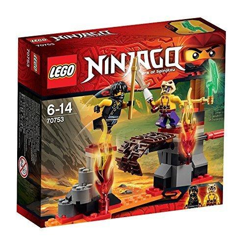 günstig kaufen LEGO NINJAGO Dschungelfalle 70752