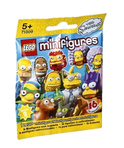 LEGO Minifiguren 71009: The Simpsons™ Serie 2
